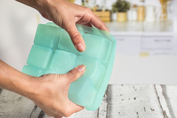 Kochblume® - Eiswürfelform Eckig