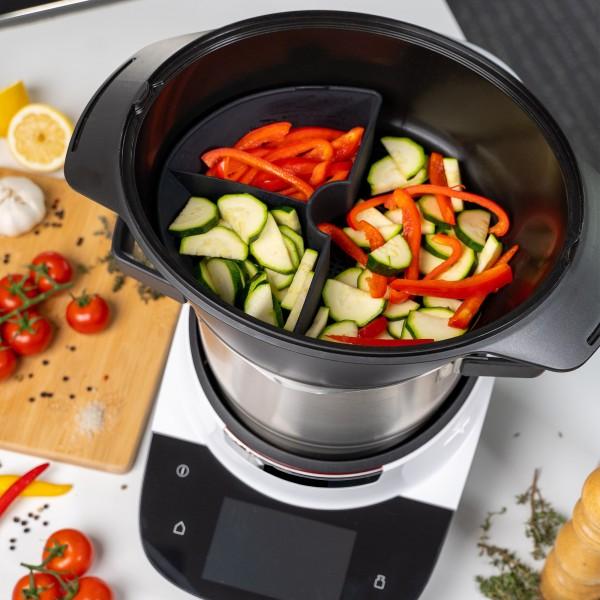 Garraumteiler (viertel) für Bosch Cookit