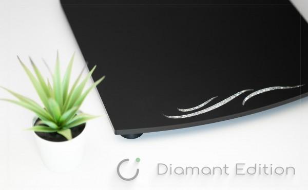 Gleitbrett aus Acryl *Diamond EDITION* für Tm6/Tm5/Tm31 LIMITIERT